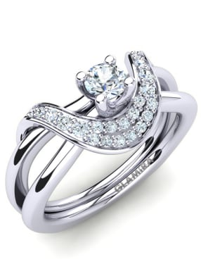 Glamira Ring Alasha 0.16 crt
