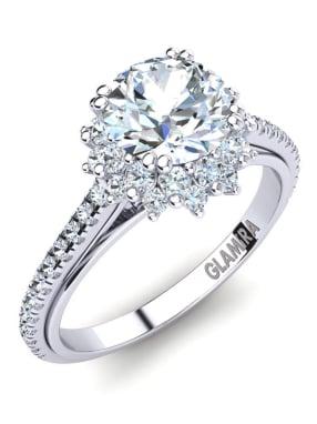 Glamira Ring Daffney 1.0 crt