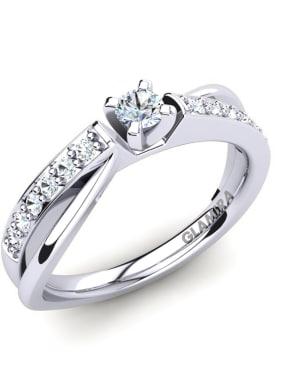 Glamira Ring Viviette 0.1 crt