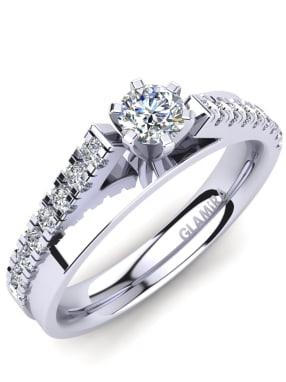 Glamira Ring Wesle 0.16 crt