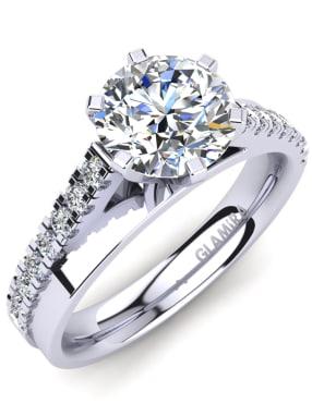 Glamira Ring Wesle 1.0 crt