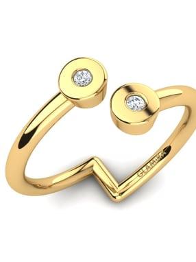 GLAMIRA Knuckle Ring Pelagia