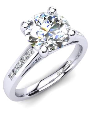 GLAMIRA Ring Penelope 2.0crt