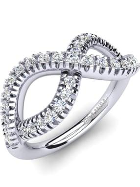 GLAMIRA Ring Petals