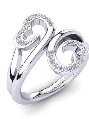GLAMIRA Ring Phyllis