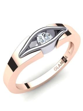 Glamira Ring Samy 0.1 crt