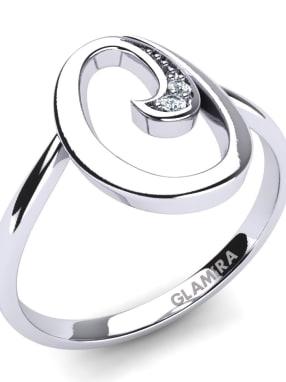 Glamira Initialen Ringe O