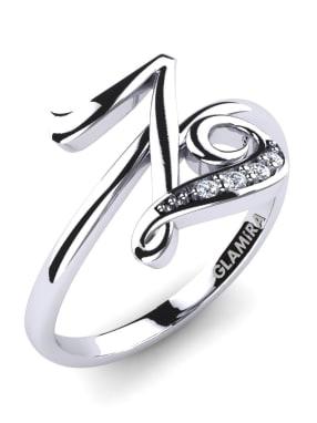 Glamira Initialen Ringe Z