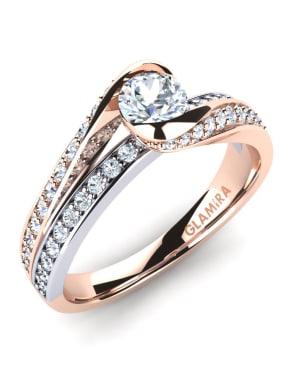 Glamira Ring Clariss 0.25 crt