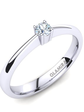 GLAMIRA Ring Julia 0.1crt