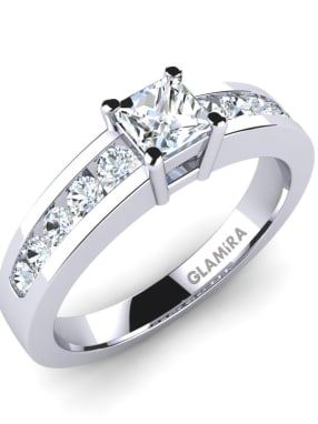 GLAMIRA Ring Kate 0.36crt