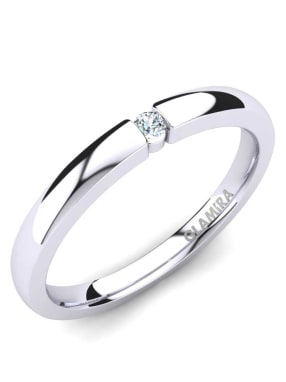 GLAMIRA Ring Lissy 0.03crt