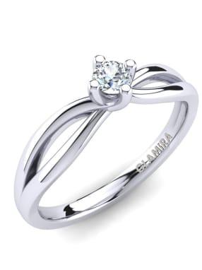 GLAMIRA Ring Layla 0.1crt