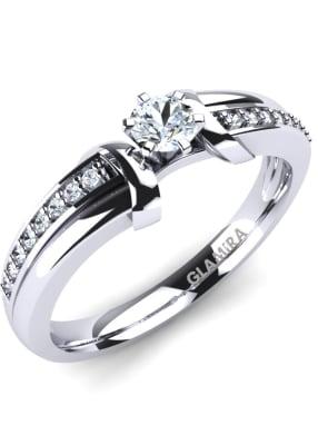 GLAMIRA Ring Mirabella 0.16crt