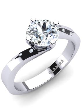 GLAMIRA Ring Phillipa 1.0 crt