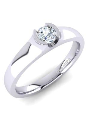 GLAMIRA Ring Sabrina 016crt