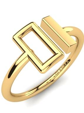 GLAMIRA Knuckle Ring Slanie