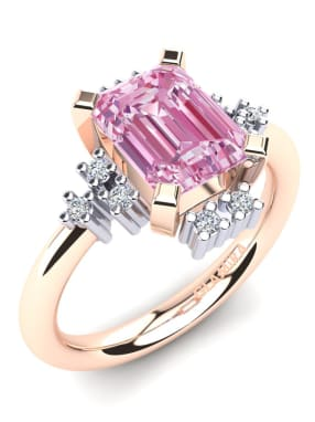 GLAMIRA Ring Varese