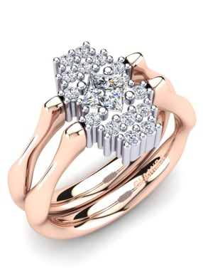 GLAMIRA Ring Wrangel