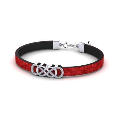 GLAMIRA Bracelet Anika