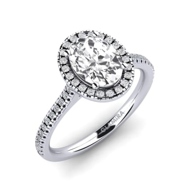 GLAMIRA Ring Anni 1.09 crt