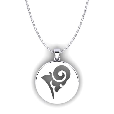 GLAMIRA Horoscope Pendant Aries