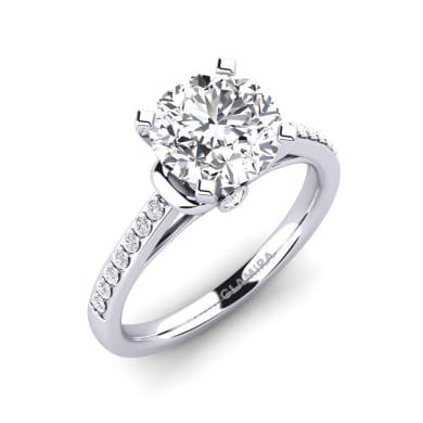 GLAMIRA Ring Berdina 2.0 crt