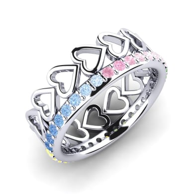 GLAMIRA Diamonds Ring Stella
