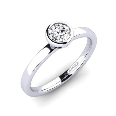 GLAMIRA Ring Bridal Passion 0.5 crt