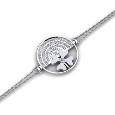 GLAMIRA Bracelet Chieko