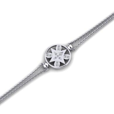 GLAMIRA Bracelet Dannette