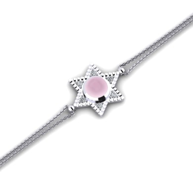 GLAMIRA Bracelet Deena