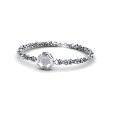 GLAMIRA Bracelet Efua Large