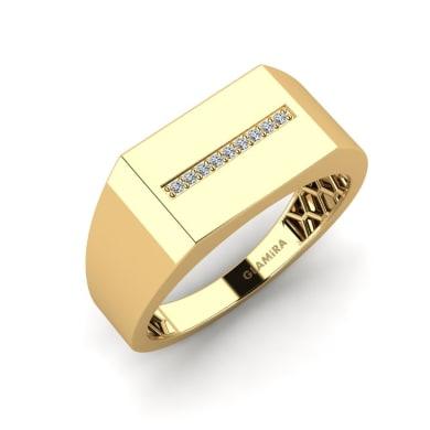 GLAMIRA Ring Fasciata