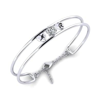 GLAMIRA Bracelet Genia Small