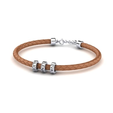 GLAMIRA Bracelet Hang - 3 charms