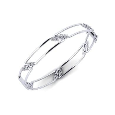 GLAMIRA Bracelet Ivory Small