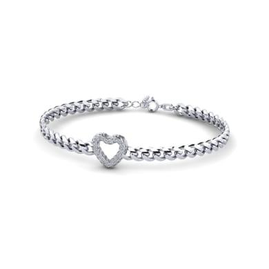 GLAMIRA Bracelet Jada Small