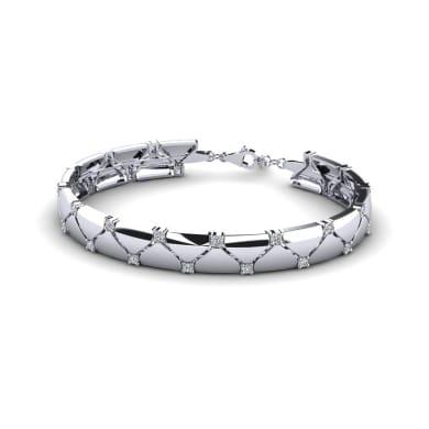 GLAMIRA Bracelet Janelle