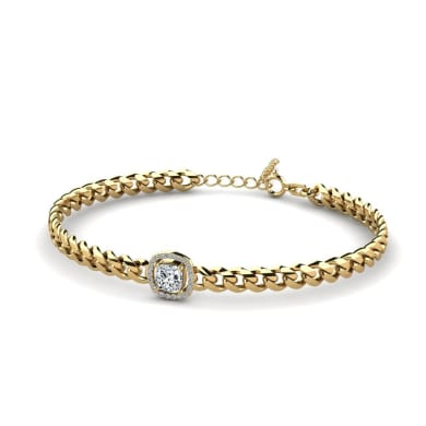 GLAMIRA Bracelet Jayla - Cushion