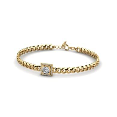 GLAMIRA Bracelet Jayla - Princess