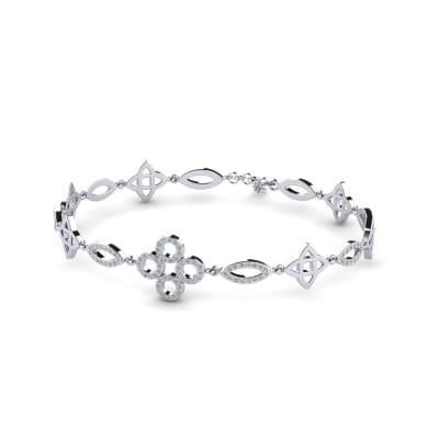 GLAMIRA Bracelet Jazmin