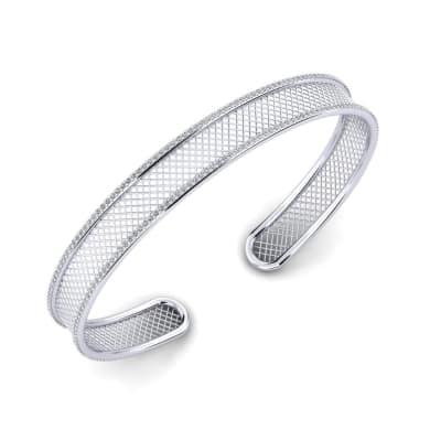 GLAMIRA Bracelet Jeana Large