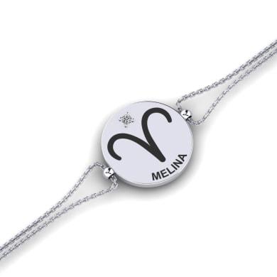 GLAMIRA Bracelet Jerica - Aries