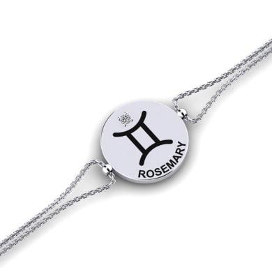 GLAMIRA Bracelet Jerica - Gemini