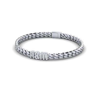 GLAMIRA Bracelet Jimmie Small