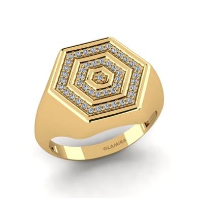 GLAMIRA Ring Justin