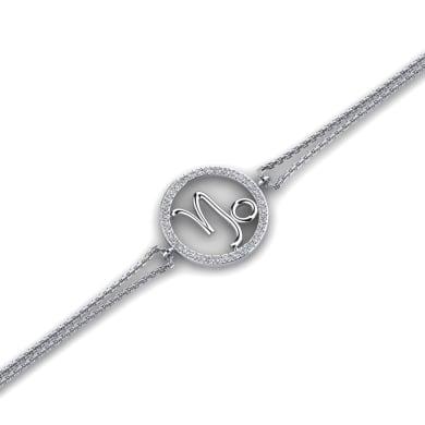 GLAMIRA Armband Kaleigh - Steinbock