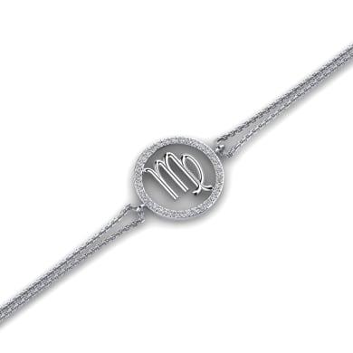 GLAMIRA Bracelet Kaleigh - Virgo