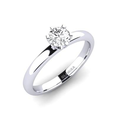 GLAMIRA Ring Katherina 0.5crt